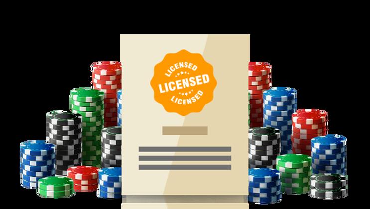 лицензии онлайн получение казино на